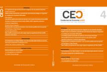 Cuadernos de Economía Crítica No 4 disponibles en línea!