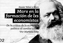 Marx en la formación de las y los economistas