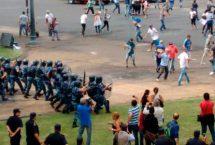 Las armas del gobierno: violencia y radicalización neodesarrollista