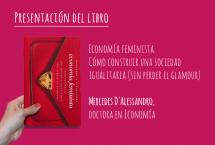 Presentación del libro «Economía Feminista»