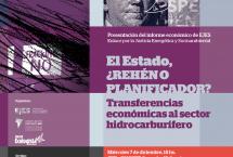 Transferencias al sector hidrocarburífero en Argentina