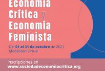 II Jornadas Virtuales de Economía Crítica y Economía Feminista